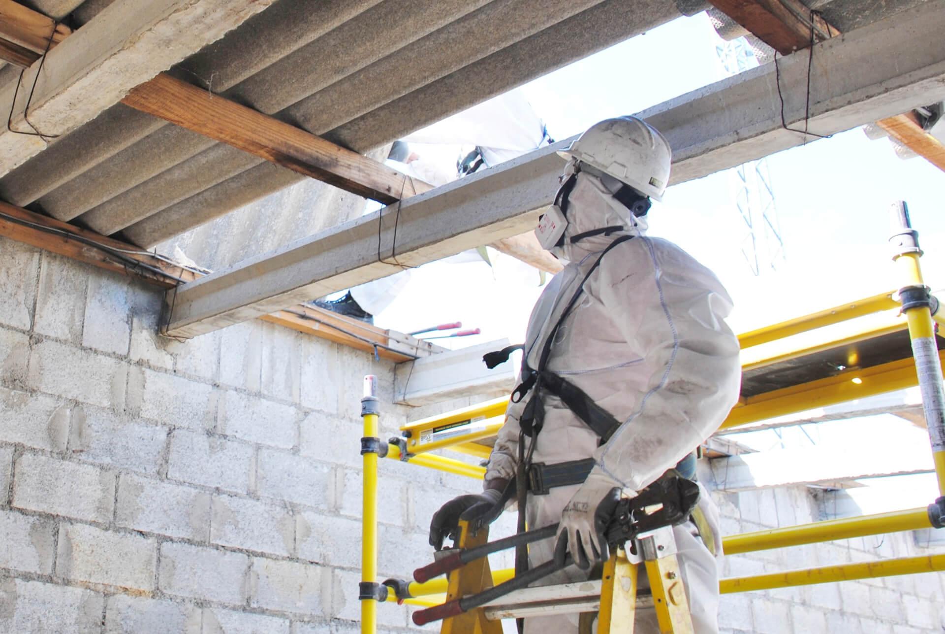 Asbestentsorgung und Asbestabbruch in Berlin und Potsdam