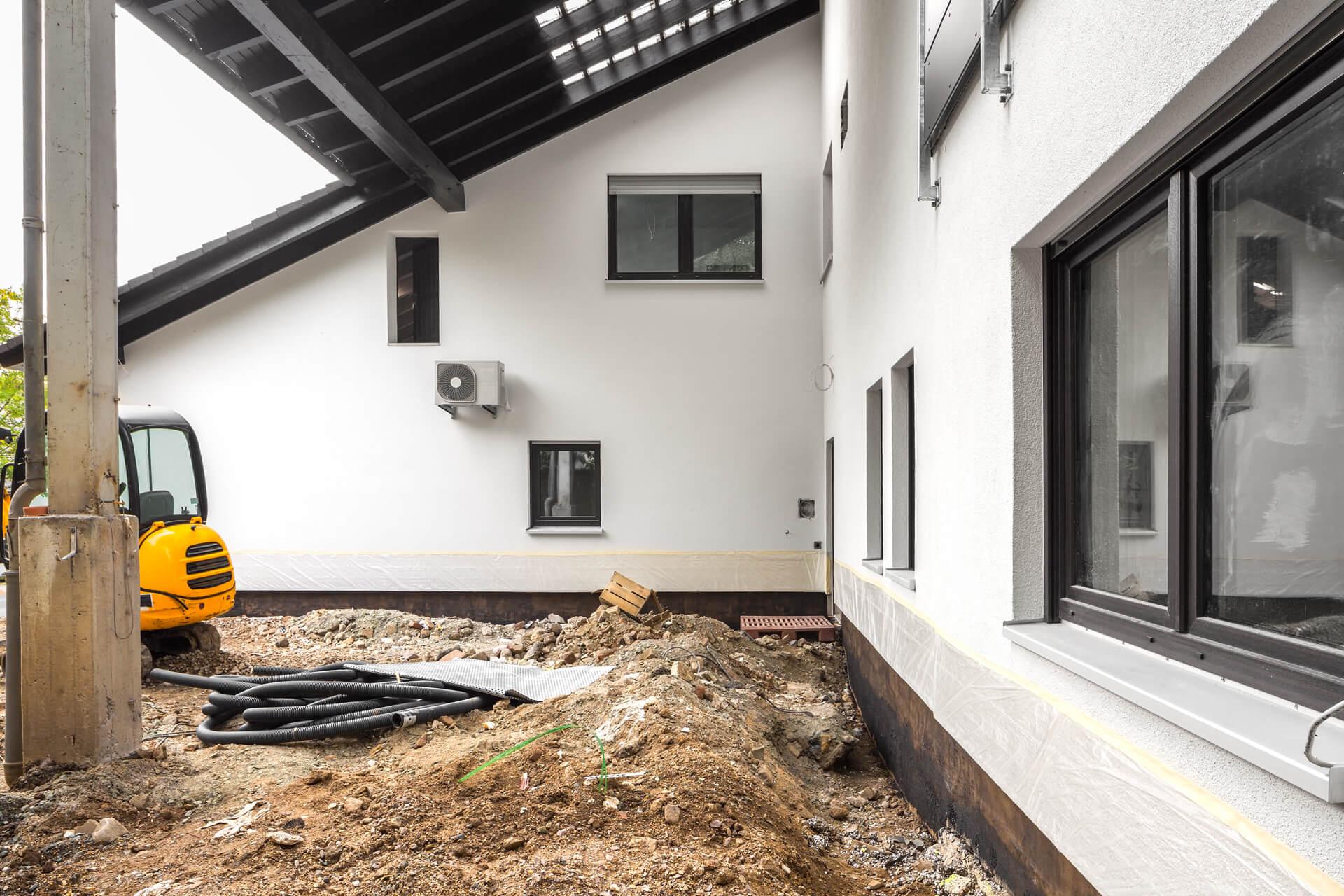 Bauwerksabdichtung und Kellerabdichtung in Berlin
