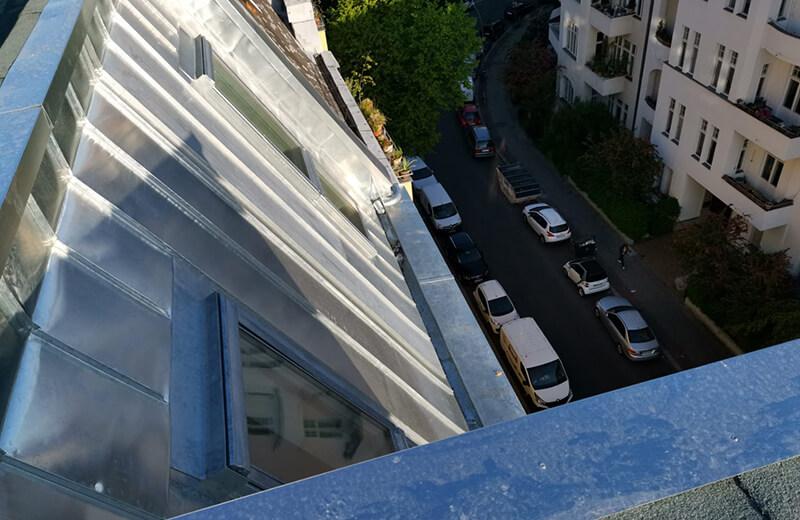 Klemptnerarbeiten-Dach-Berlin
